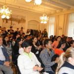 Встреча казахстанских студентов в РЦНК в Праге