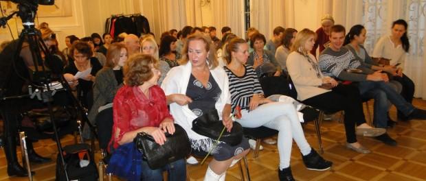 Vzpomínkový večer na Marinu Cvětajevovou v RSVK v Praze