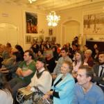 Вечер памяти Марины Цветаевой в РЦНК в Праге