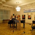 Вечер русского романса в РЦНК в Праге