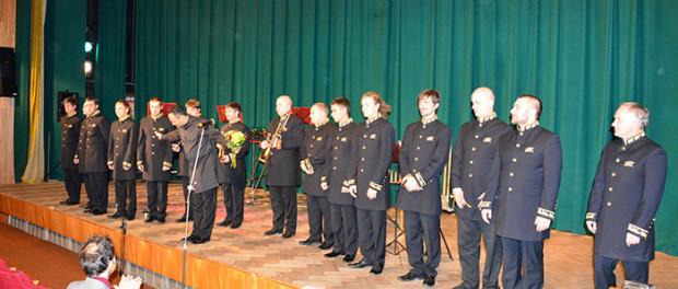 Концерт «Рогового оркестра»  из Санкт-Петербурга в РЦНК в Праге