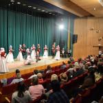 Выступление грузинского ансамбля «Момавали» в РЦНК в Праге