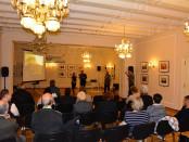 Выставка «Веселый Пушкин» из коллекции музея-заповедника «Михайловское» в РЦНК в Праге