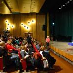 Встреча с российским писателем Захаром Прилепиным в РЦНК в Праге