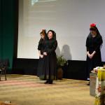 Творческий вечер «Театральной мастерской Дианы Кассиль» в РЦНК в Праге