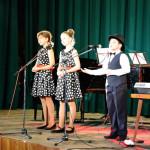 Концерт детского музыкального коллектива «Дебют» из г.Балашихи