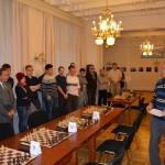 Международный любительский шахматный турнир «Зимний гамбит» в РЦНК в Праге