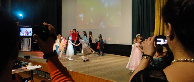 Рождественский концерт «В гостях у сказки» в РЦНК в Праге