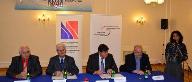 Dohoda o spolupráci mezi českými obchodními komorami