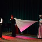 Выступление молодежного театра из Калиниградской области в РЦНК в Праге