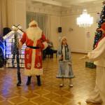 Детский спектакль «Новоселье у снеговика» в РЦНК в Праге