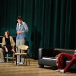 Молодежный спектакль «Здоровое общество» в РЦНК в Праге