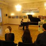 Концерт учеников музыкальной школы «Gradus ad Parnassum» в РЦНК в Праге