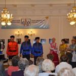 Презентация чешского «Сборника русских песен» в РЦНК в Праге