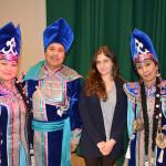 Концерт фольклорного ансамбля «Алтай» в РЦНК в Праге