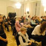 Детский музыкальный концерт в РЦНК в Праге