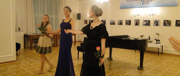 "Koncert ""Viva opera!"" v RSVK v Praze"