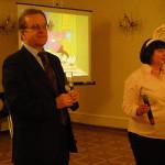 «Старый Новый год» на курсах русского языка при РЦНК в Праге