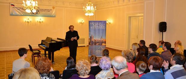 Koncert na počest Johanna Sebastiana Bacha v RSVK v Praze