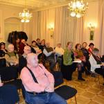 Вечер памяти чешского писателя Карела Чапека в РЦНК в Праге
