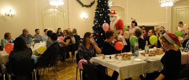 Starý Nový rok v kurzech ruského jazyka při RSVK v Praze