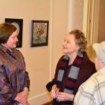 Открытие выставки российских художников из Венгрии в РЦНК в Праге