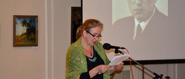 Večer vzpomínek na českého spisovatele Karla Čapka v RSVK v Praze