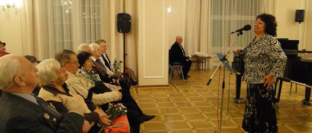 Večer věnovaný 71. výročí ukončení blokády Leningradu v RSVK v Praze