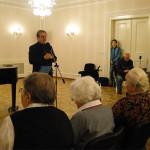 Вечер памяти 71-й годовщины снятия блокады Ленинграда в РЦНК в Праге