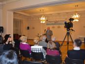 Презентация книги «Смех с причиной…» в РЦНК в Праге