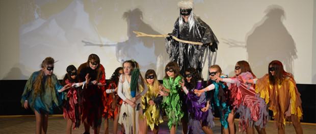 Mezinárodní dětský divadelní festival v RSVK v Praze