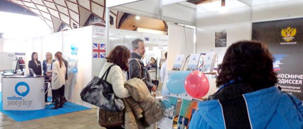 Международная ярмарка языковых школ LinguaShow в Праге