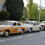 Автопробег «Победа – одна на всех» в Чехии