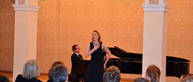 III Международный конкурс вокалистов «Vissi D'Arte» в РЦНК в Праге