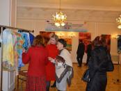 Выставка Татьяны Чагоровой «Родная земля» в РЦНК в Праге