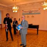 Концерт Александра и Натальи Шонерт в РЦНК в Праге