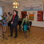 Творческий вечер «Споемте, друзья!» к 70-летию Победы в РЦНК в Праге