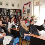 ЗНАКОМСТВО ЧЕШСКИХ ШКОЛЬНИКОВ С РОССИЙСКИМ ЦЕНТРОМ НАУКИ И КУЛЬТУРЫ В ПРАГЕ