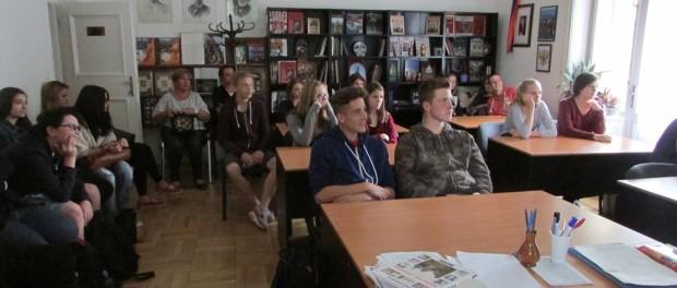 Den otevřených dveří v Kurzech ruského jazyka při RSVK v Praze