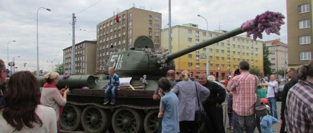 Юбилей Великой Победы в Чехии