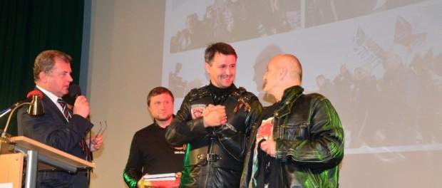Večer k jubileu vítězství pro ruské a české veterány v RSVK v Praze