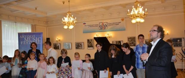 "Koncert ""Klasika pro děti"" v RSVK v Praze"