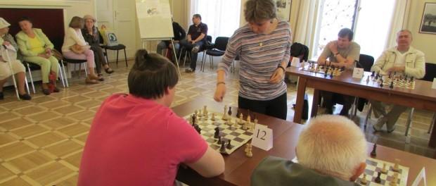 Сеанс одновременной игры «Победный ход» в РЦНК в Праге