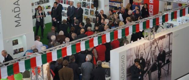 Открытие XXI Международной книжной выставки-ярмарки «Мир книги» в Праге