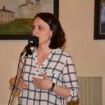 Анастасия Григорьева рассказывает о работе музейно-выставочного центра «Петербургский художник»