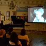 Светозар Иванов исполняет песню любви и смерти Джорджа Крамба