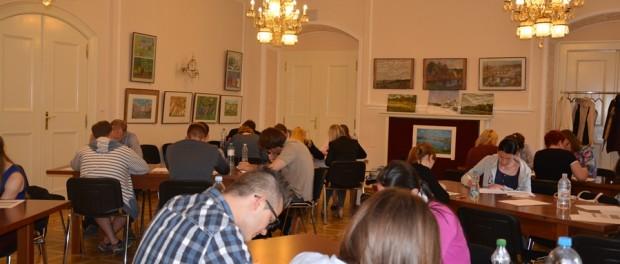 Тестирование по русскому языку в РЦНК в Праге