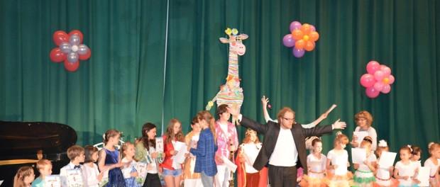 Akce u příležitosti Mezinárodního dne dětí v RSVK v Praze