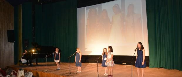 Концерт юных исполнителей «Здравствуй, лето!» в РЦНК в Праге