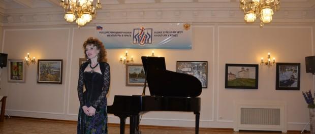 Koncert klavíristky Natalie Koršunovové v RSVK v Praze